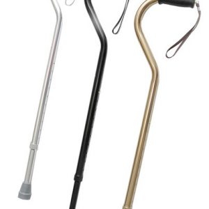 Offset Cane with Strap