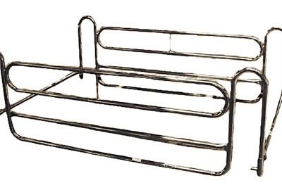 Reduced Gap Full-Length Bed Rails