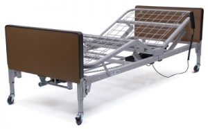 Medicare Semi Electric Hospital Bed
