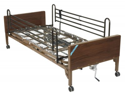 Full Electric Bed with Full Rails