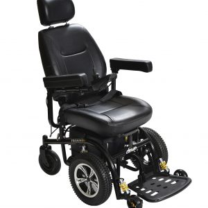 "Trident Front Wheel Drive Power Chair, 18"" Seat"