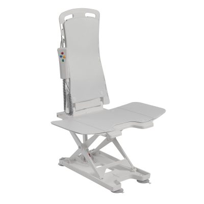 Bellavita Auto Bath Tub Chair Seat Lift, White