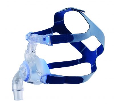EasyFit Lite CPAP Nasal Mask, Silicone, Small