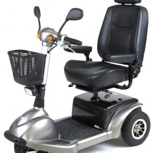"Prowler Mobility Scooter, 3 Wheel, 22"" Seat"